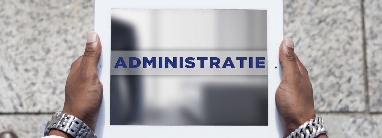 Snelgroeiende administratiekantoor in Almere